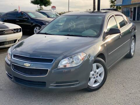 2008 Chevrolet Malibu for sale at Gold Coast Motors in Lemon Grove CA