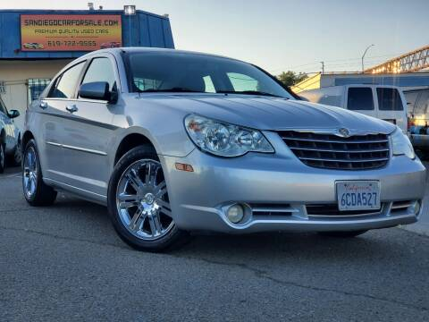 2007 Chrysler Sebring for sale at Gold Coast Motors in Lemon Grove CA