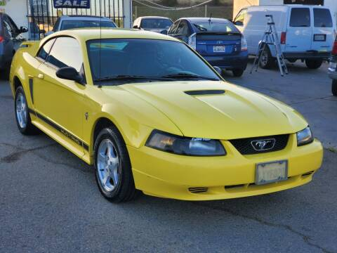 2002 Ford Mustang for sale at Gold Coast Motors in Lemon Grove CA