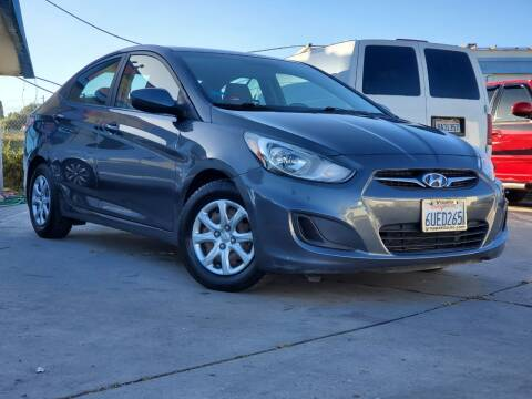 2012 Hyundai Accent for sale at Gold Coast Motors in Lemon Grove CA