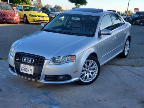 2008 Audi A4 for sale at Gold Coast Motors in Lemon Grove CA