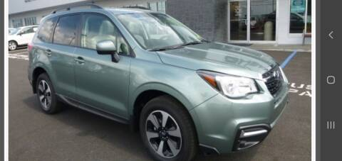 2017 Subaru Forester for sale at Gold Coast Motors in Lemon Grove CA