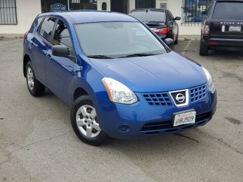 2009 Nissan Rogue for sale at Gold Coast Motors in Lemon Grove CA