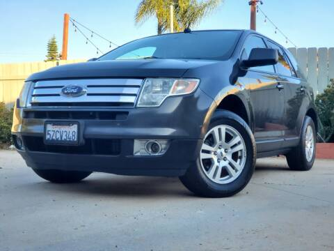 2007 Ford Edge for sale at Gold Coast Motors in Lemon Grove CA