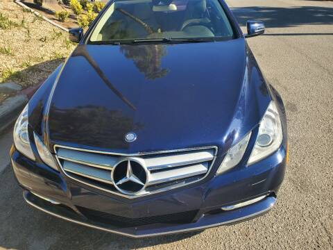 2012 Mercedes-Benz E-Class for sale at Gold Coast Motors in Lemon Grove CA