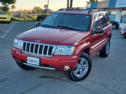 2004 Jeep Grand Cherokee for sale at Gold Coast Motors in Lemon Grove CA