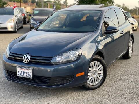 2012 Volkswagen Golf for sale at Gold Coast Motors in Lemon Grove CA