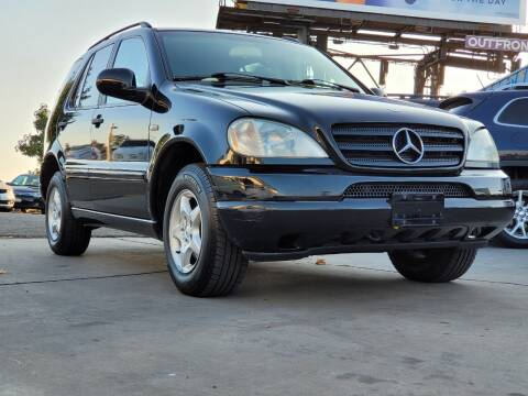2000 Mercedes-Benz M-Class for sale at Gold Coast Motors in Lemon Grove CA
