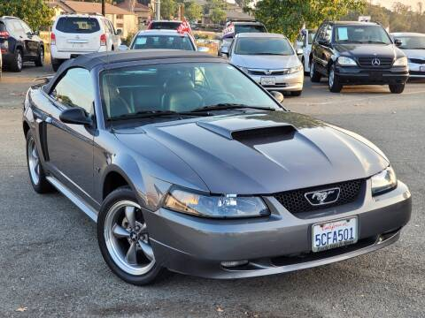 2003 Ford Mustang for sale at Gold Coast Motors in Lemon Grove CA