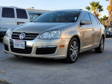 2005 Volkswagen Jetta for sale at Gold Coast Motors in Lemon Grove CA