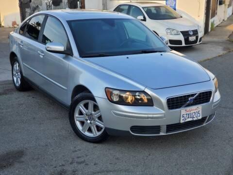 2007 Volvo S40 for sale at Gold Coast Motors in Lemon Grove CA