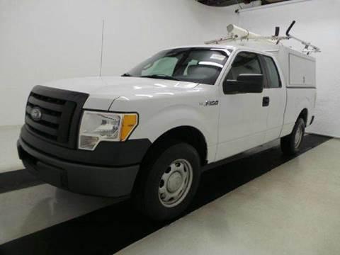 2010 Ford F-150 for sale at Durani Auto Inc in Nashville TN