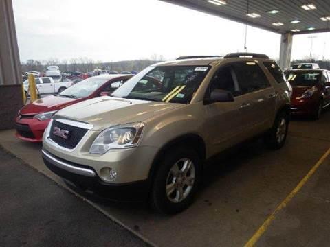 2008 GMC Acadia for sale at Durani Auto Inc in Nashville TN
