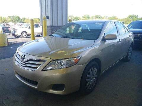 2011 Toyota Camry for sale at Durani Auto Inc in Nashville TN