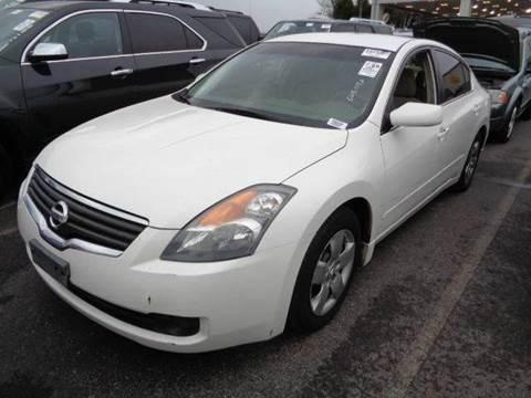 2007 Nissan Altima for sale at Durani Auto Inc in Nashville TN