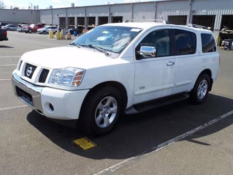 2005 Nissan Armada for sale at Durani Auto Inc in Nashville TN