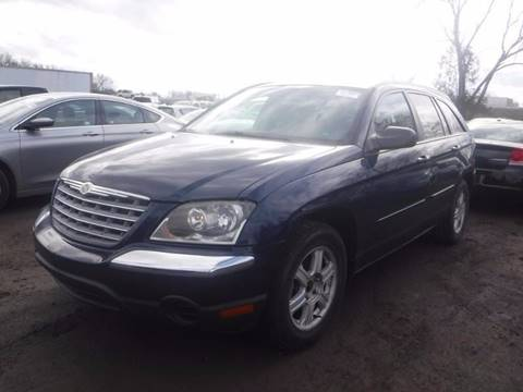 2005 Chrysler Pacifica for sale at Durani Auto Inc in Nashville TN