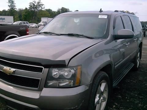2007 Chevrolet Suburban for sale at Durani Auto Inc in Nashville TN