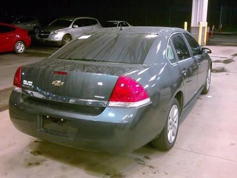 2010 Chevrolet Impala for sale at Durani Auto Inc in Nashville TN