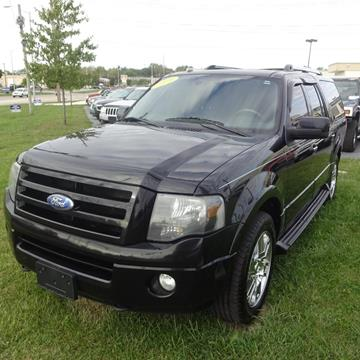 2009 Ford Expedition EL for sale in Fort Wayne, IN