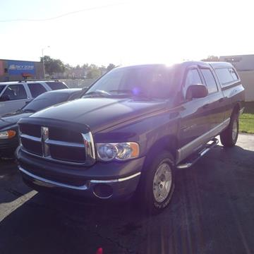 2004 Dodge Ram Pickup 1500 for sale in Fort Wayne, IN