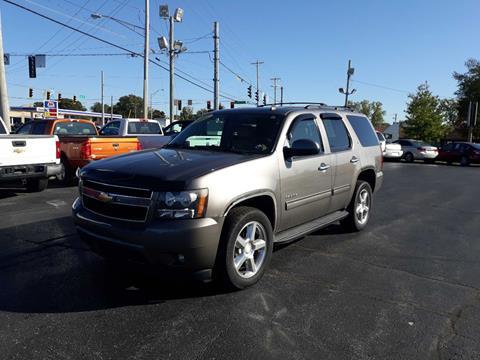 2011 Chevrolet Tahoe for sale in Fort Wayne, IN