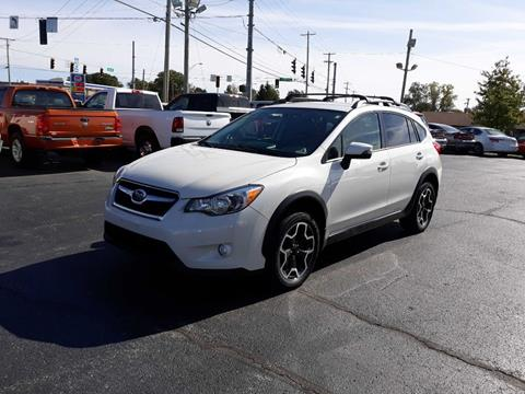 2015 Subaru XV Crosstrek for sale in Fort Wayne, IN