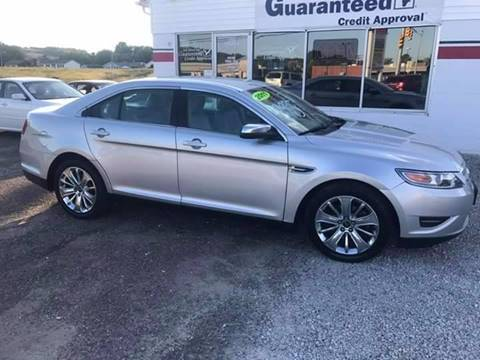 2011 Ford Taurus for sale in Parkersburg, WV