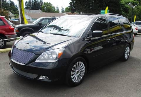 2005 Honda Odyssey for sale in Lafayette, OR