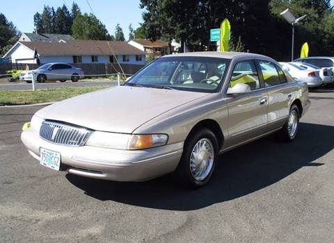 1997 Lincoln Continental for sale in Lafayette, OR