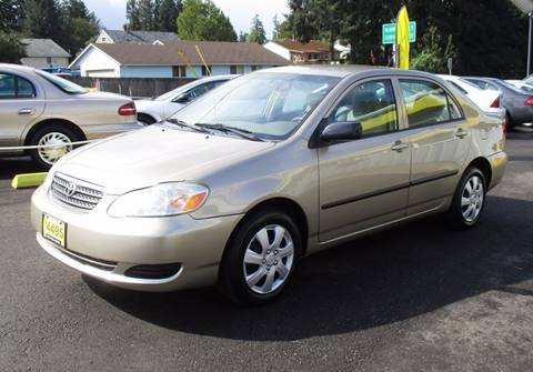 2007 Toyota Corolla for sale in Lafayette, OR