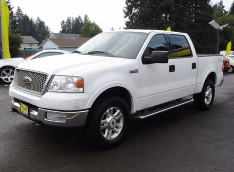 2004 Ford F-150 for sale in Lafayette, OR