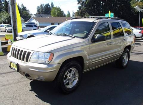 1999 Jeep Grand Cherokee for sale in Lafayette, OR