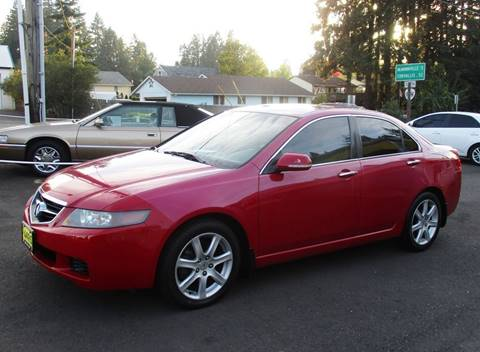 Used Acura TSX For Sale Carsforsalecom - Acura tsx 2004 for sale