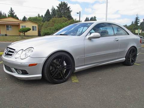2003 Mercedes-Benz CLK for sale in Lafayette, OR