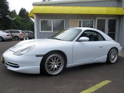 1999 Porsche 911 for sale in Lafayette, OR