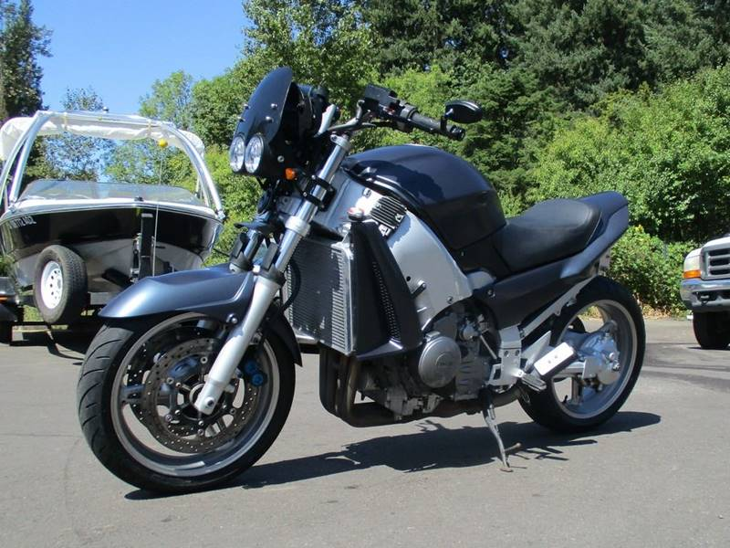 2005 Yamaha FJR1300 for sale at Yellow Line Motors in Lafayette OR