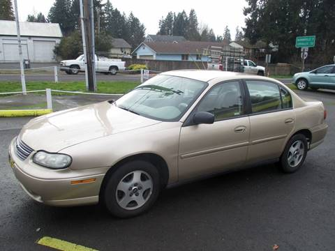2005 Chevrolet Classic for sale at Yellow Line Motors in Lafayette OR