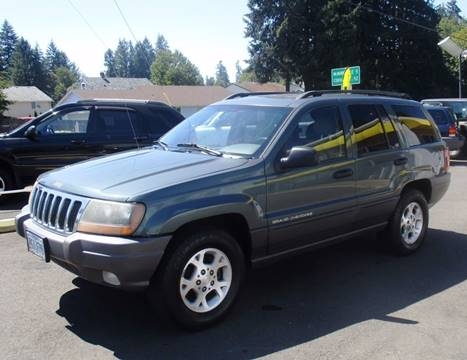 2002 Jeep Grand Cherokee for sale in Lafayette, OR