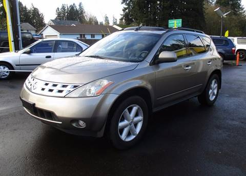2003 Nissan Murano for sale in Lafayette, OR