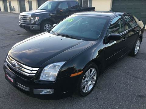 2007 Ford Fusion for sale in Lowell, MA