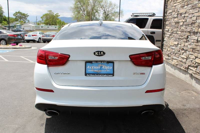 2015 Kia Optima for sale at Action Auto Sales and Finance (Lehi Location) in Lehi UT