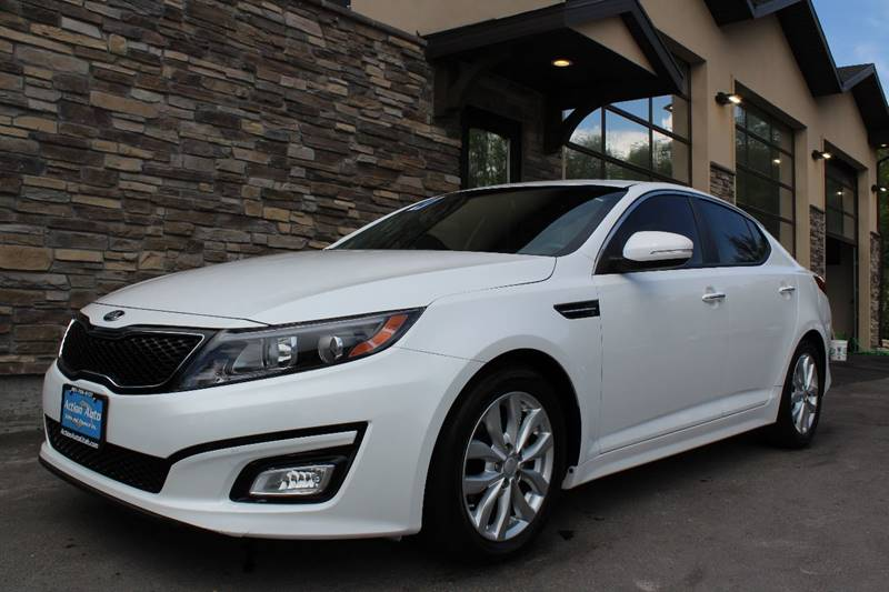 2014 Kia Optima for sale at Action Auto Sales and Finance (Lehi Location) in Lehi UT