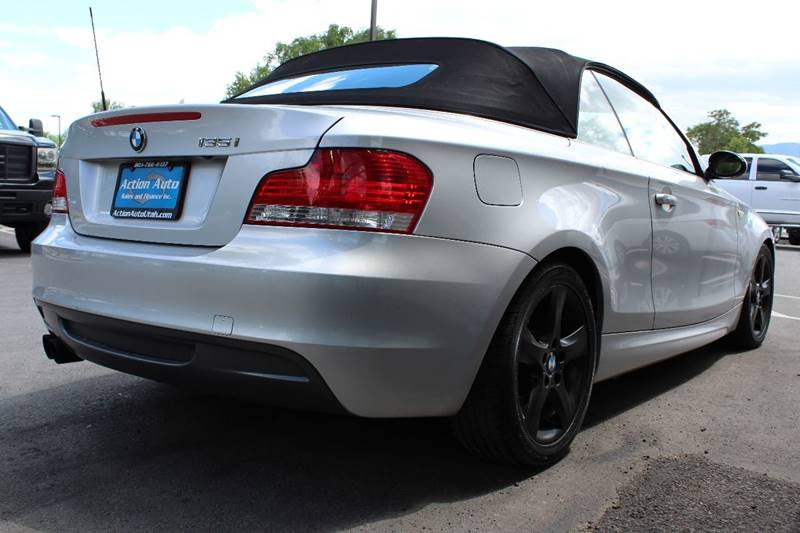 2009 BMW 1 Series for sale at Action Auto Sales and Finance (Lehi Location) in Lehi UT