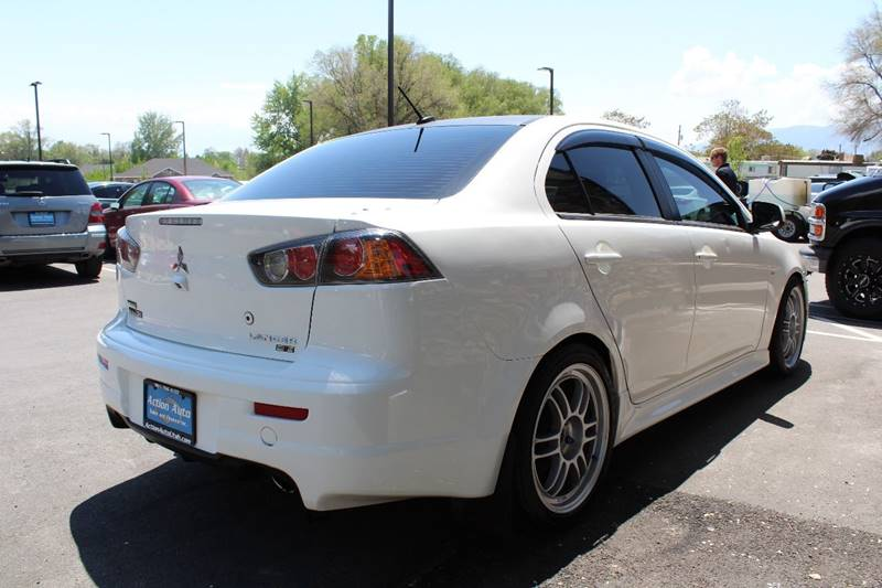 2014 Mitsubishi Lancer for sale at Action Auto Sales and Finance (Lehi Location) in Lehi UT