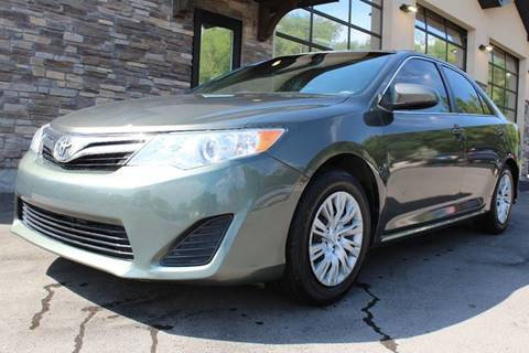 2012 Toyota Camry for sale in Lehi, UT