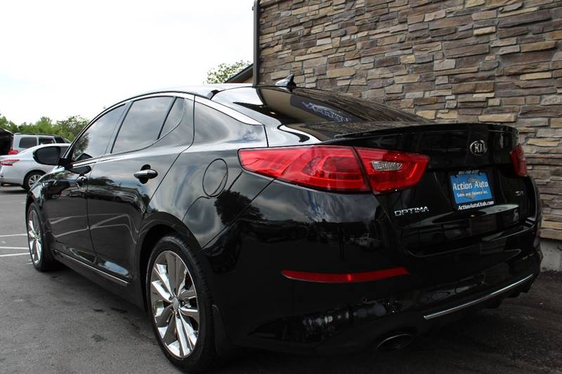 2014 Kia Optima for sale at Action Auto Sales and Finance (Lehi Location) - Action Auto Sales and Finance #2 (Orem Location) in Orem UT