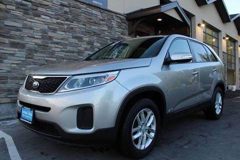 2015 Kia Sorento for sale at Action Auto Sales and Finance (Lehi Location) in Lehi UT