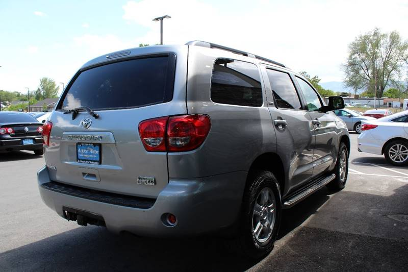 2008 Toyota Sequoia for sale at Action Auto Sales and Finance (Lehi Location) in Lehi UT