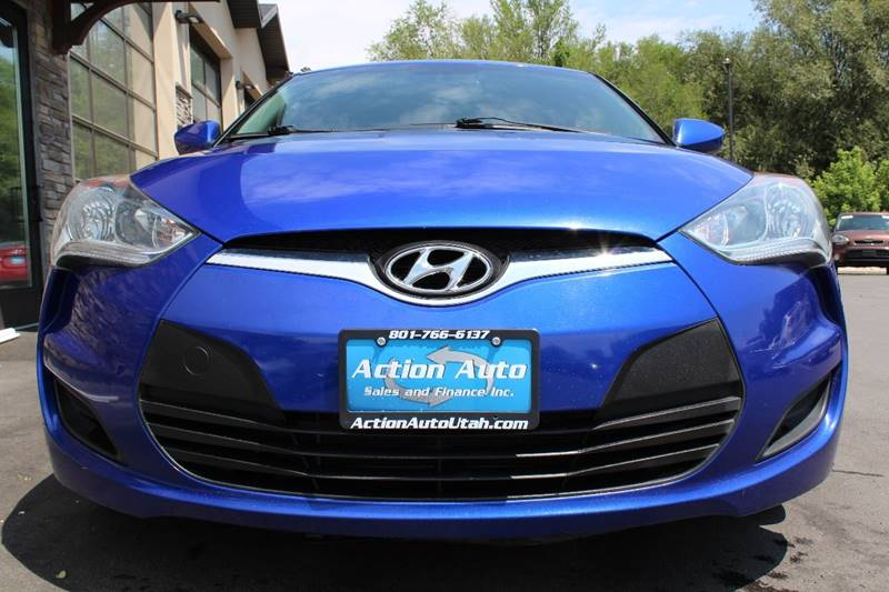 2012 Hyundai Veloster for sale at Action Auto Sales and Finance (Lehi Location) in Lehi UT